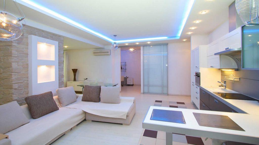 Заказ ремонта квартиры под ключ в Московском районе