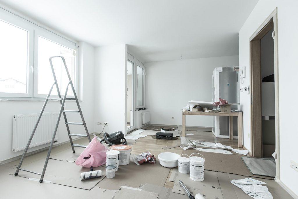 Ремонт в квартире в Партизанском районе