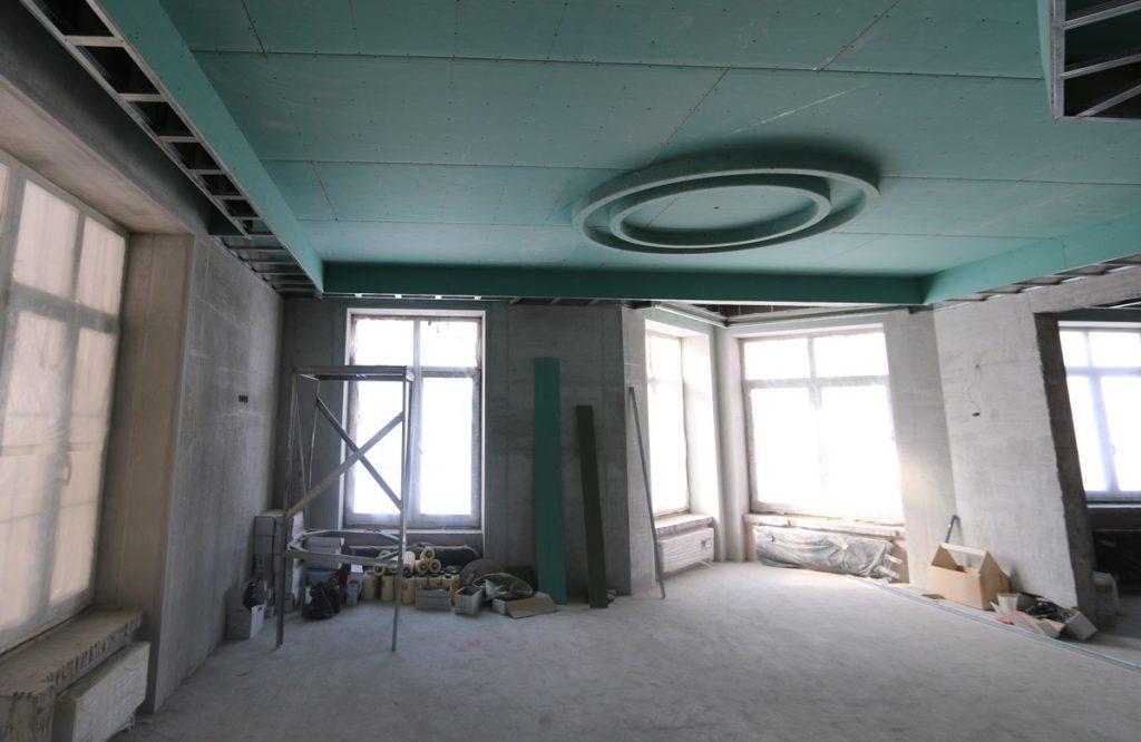 Ремонт квартиры в старом фонде в Партизанском районе