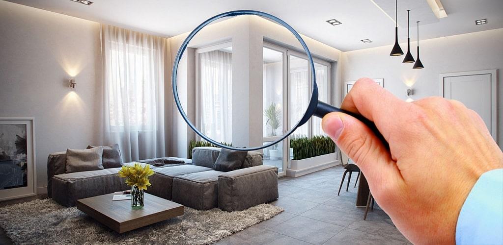 Проверка качества ремонта в квартире