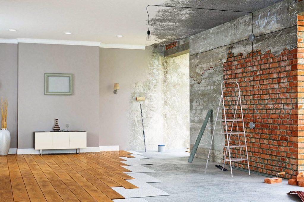 Оценка качества отделки стен и потолков при ремонте